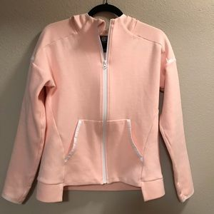 C9 Peach Hooded Track Jacket